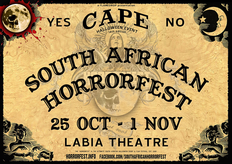 2018 South African HorrorFest